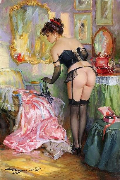 K.Razumov - In The Bedroom