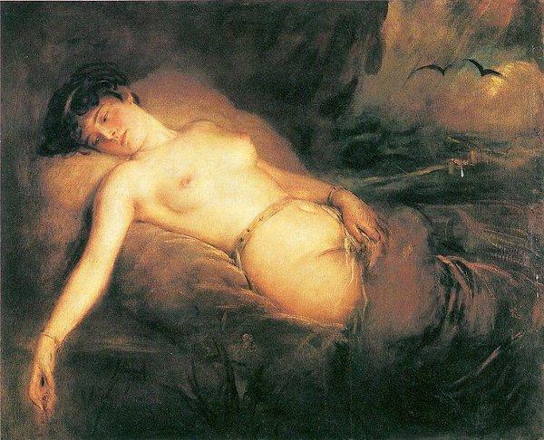 Myriam Vanhove  nackt
