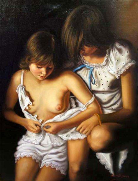 naked ebony girls having sex gif
