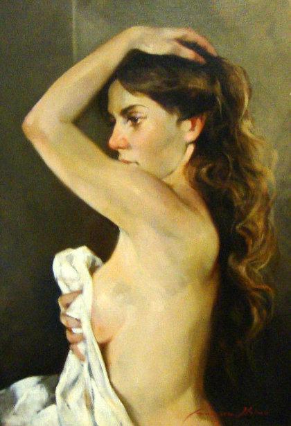 Donna lazarescu nude