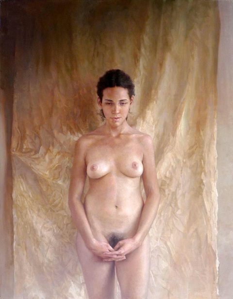 frontal nude Adult Facial Specialty, 3rd place, Jeanna Bemis (model Lacey Price); ...