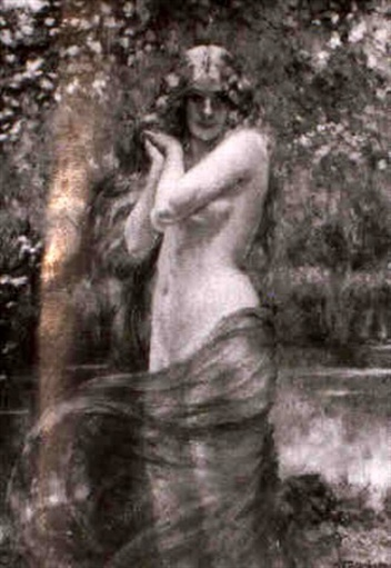 A River Nymph