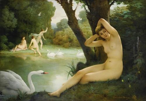 emmanuel-benner-leda-and-the-swan