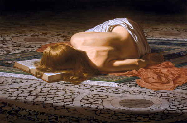 The Mosaic Floor
