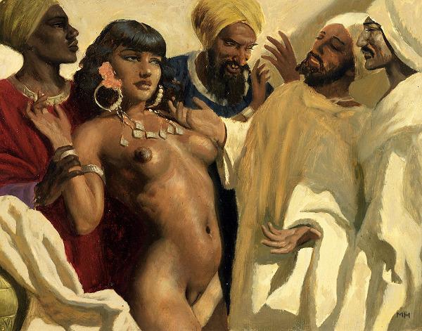 Sorry, that erotic art slave market roman magnificent phrase