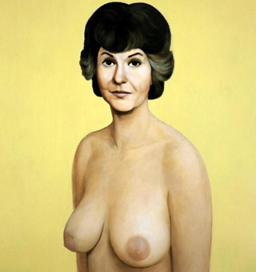 Bea Arthur Naked