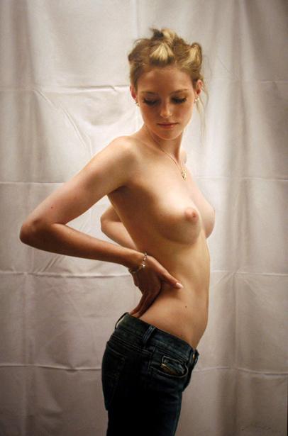 Karina In Jeans