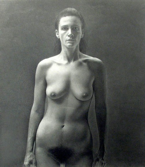 Nude Woman (Study For Joann)