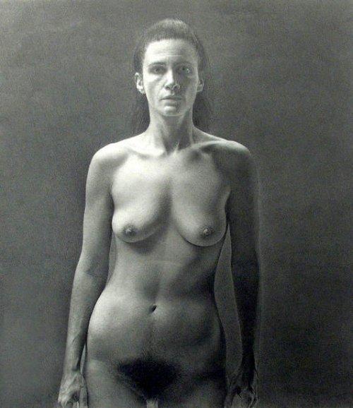 Nude Woman (Study For Joann)