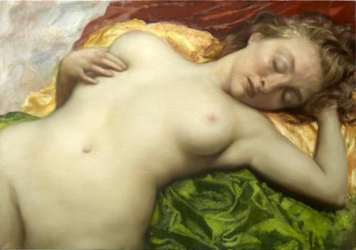 Rachel Asleep