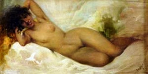Reclining Nude 2