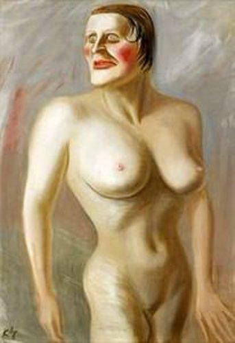 The Barmaid Erna