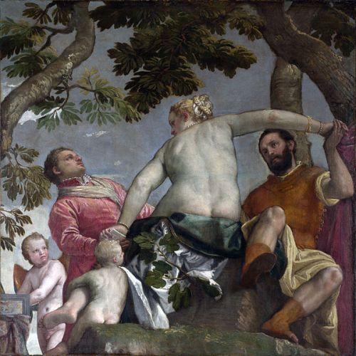 Allegory Of Love - Infidelity