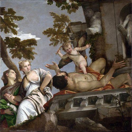 Allegory Of Love - Scorn
