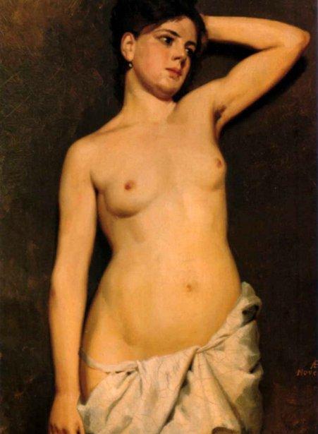 Female Model Study