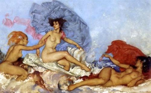 Rococo Aphrodite
