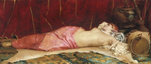 The Sleeping Concubine