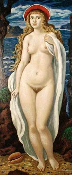 Venus sortant des ondes - Aphrodite