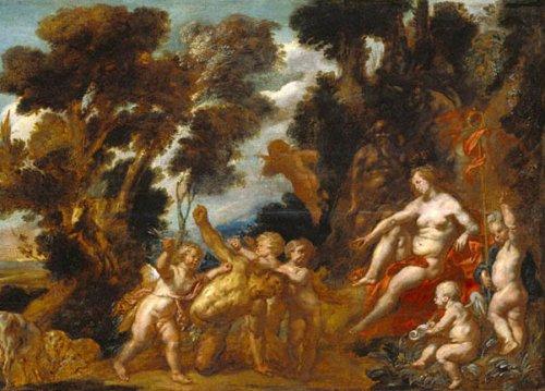 Venus And Eros