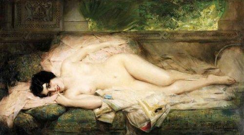 Oriental Nude