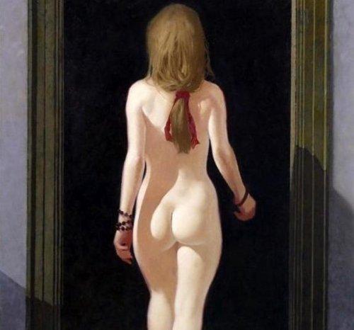 Walking Nude II