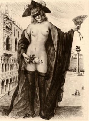 A Venetian Rose