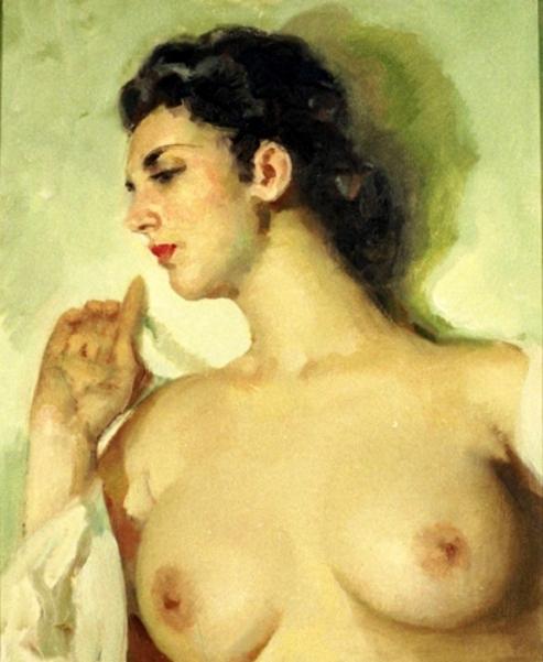 Desnudo acostado 2
