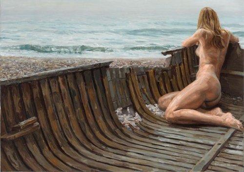 La barca rotta