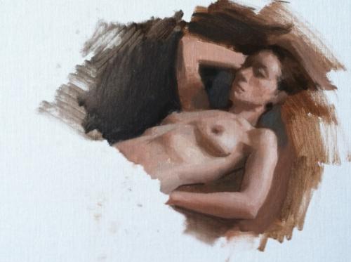 Reclining Nude 2