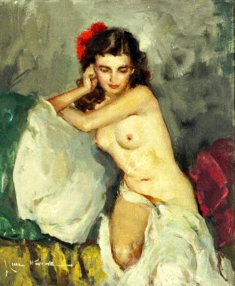 Reflexion desnudo