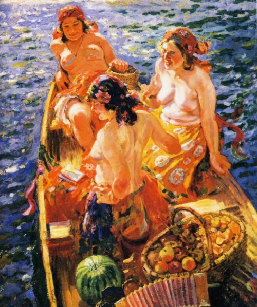 The Boating Party
