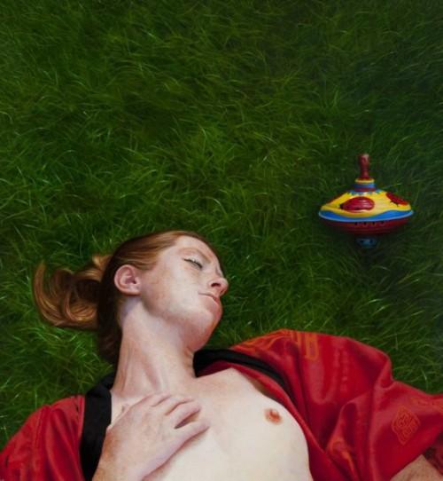 Lurkin In The Grass