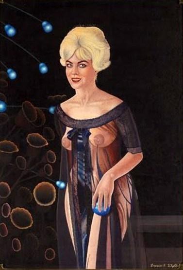 Miss December 1962