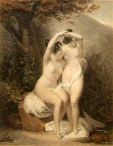 Nude Bathers 2
