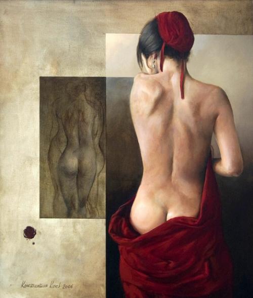 Nude In Bordeaux