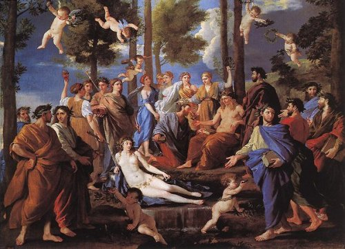 Parnassus - Apollo And The Muses