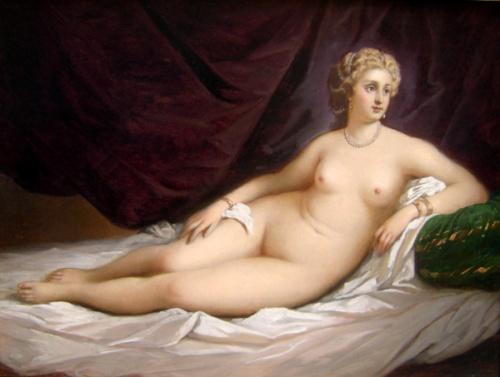 A Lying Nude