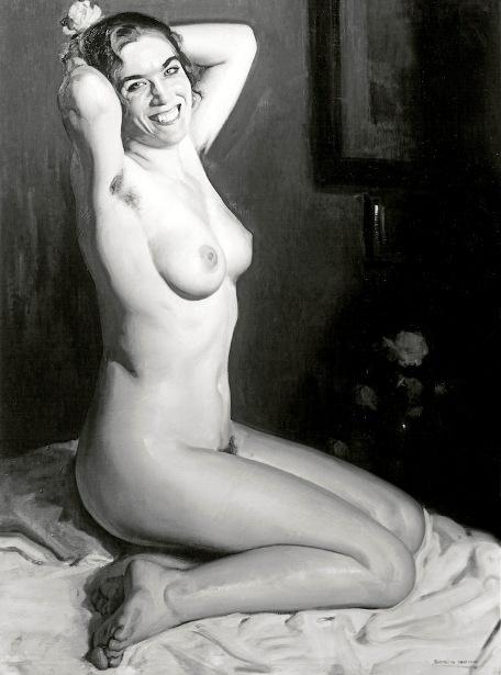 Desnudos de Seka