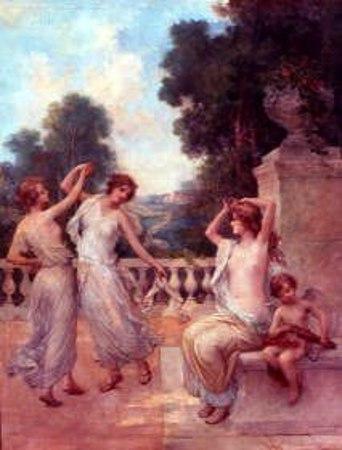 Fair Maidens Dancing
