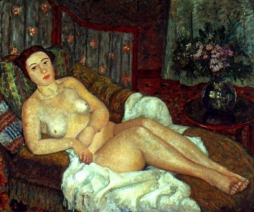 Reclining Nude 4