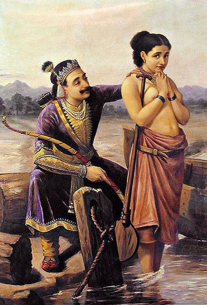 Shantanu and Matsyagandhi