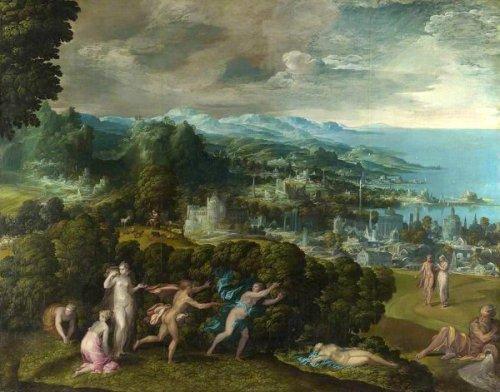 The Death Of Eurydice - Orpheus And Eurydice