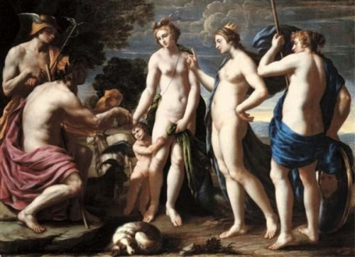 The Judgement Of Paris 2