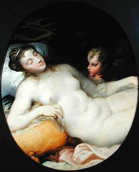 The Sleep Of Venus