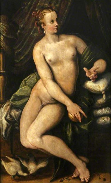 Venus Seated