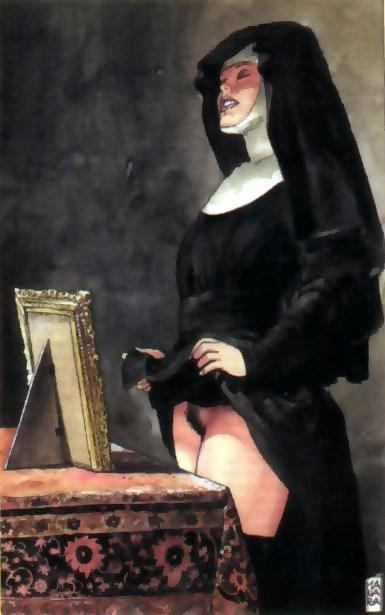 A sacerdotisa