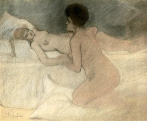 Delphine And Hippolyte - Les deux femmes damnées