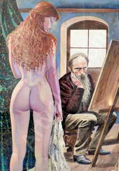 Hommage à Burne-Jones