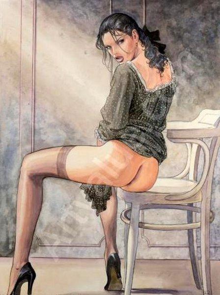 Le stanze del desiderio - Claudia