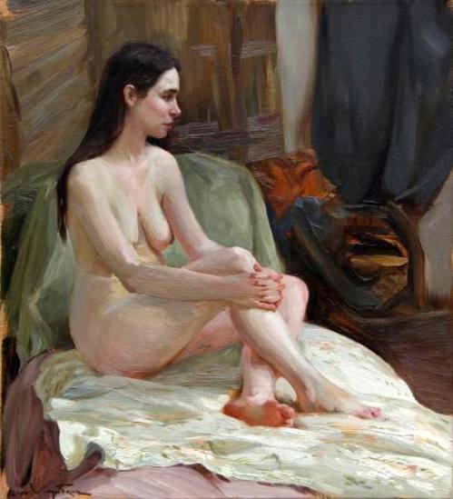 Nude, Study